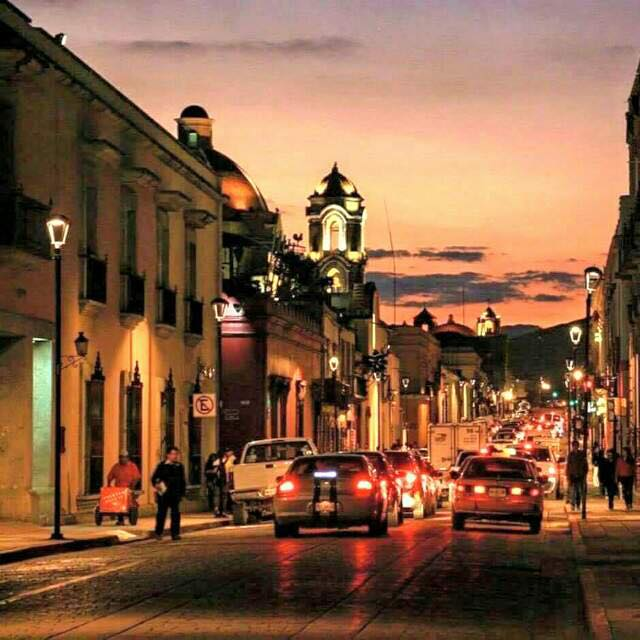 Oaxaca_Night